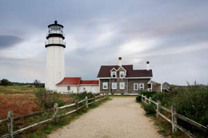 Truro - Highland Lighthouse - Cape Cod