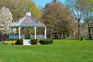 Harwich Cape Cod Town Bandstand